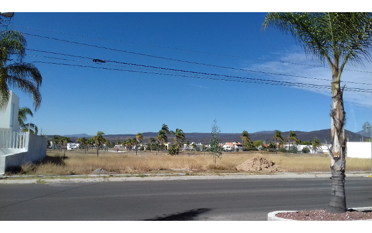 Foto de terreno habitacional en venta en  , san francisco juriquilla, querétaro, querétaro, 1636980 No. 01