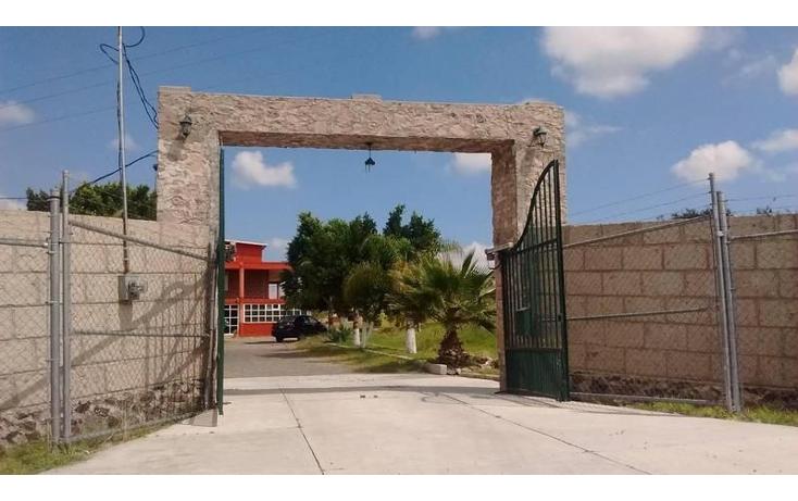 Foto de terreno habitacional en venta en  , san francisco juriquilla, querétaro, querétaro, 1852286 No. 01