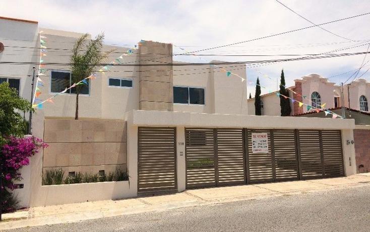 Foto de casa en venta en  , san francisco juriquilla, querétaro, querétaro, 1949355 No. 01