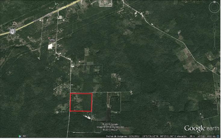 Foto de terreno comercial en venta en  , san francisco koben, campeche, campeche, 1259723 No. 01
