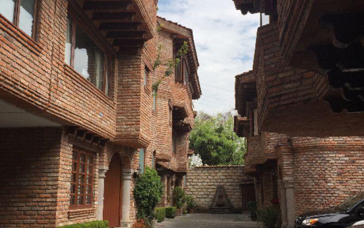 Foto de casa en condominio en renta en, san francisco, la magdalena contreras, df, 1627845 no 01