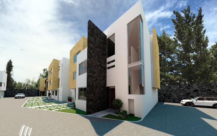 Foto de casa en venta en  , san francisco, la magdalena contreras, distrito federal, 1474555 No. 01