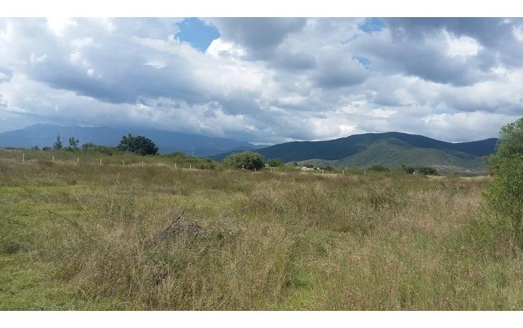 Foto de terreno habitacional en venta en  , san francisco lachigolo, san francisco lachigol?, oaxaca, 1400465 No. 01