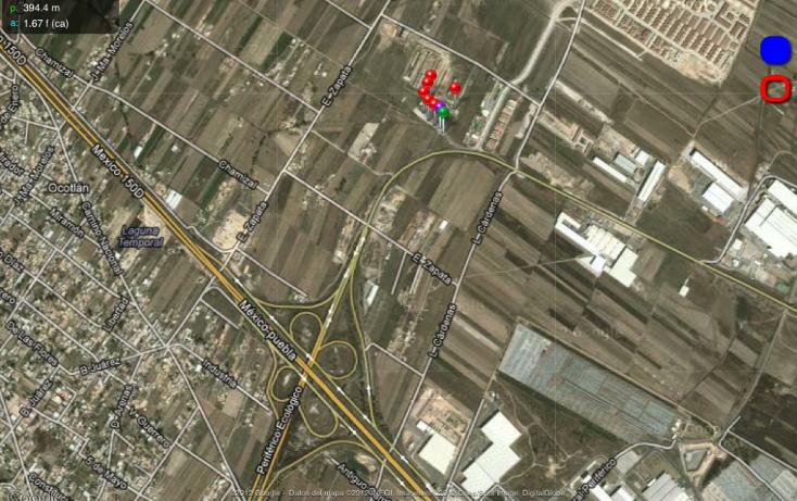 Foto de terreno comercial en venta en  , san francisco ocotl?n, coronango, puebla, 1292971 No. 01