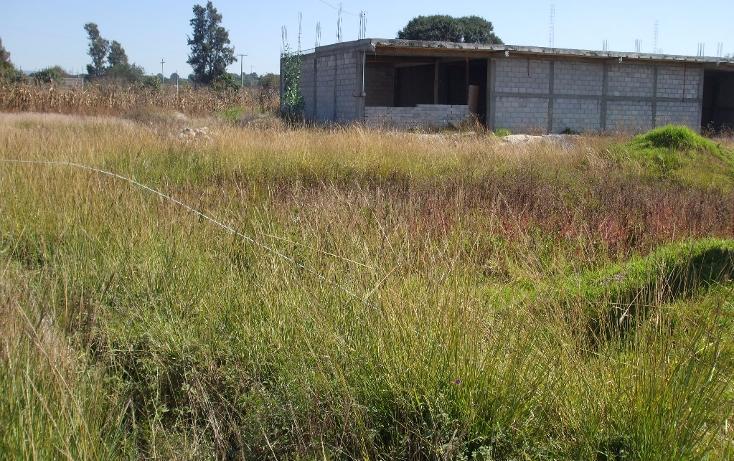 Foto de terreno habitacional en venta en  , san francisco papalotla centro, papalotla de xicohténcatl, tlaxcala, 1714040 No. 05