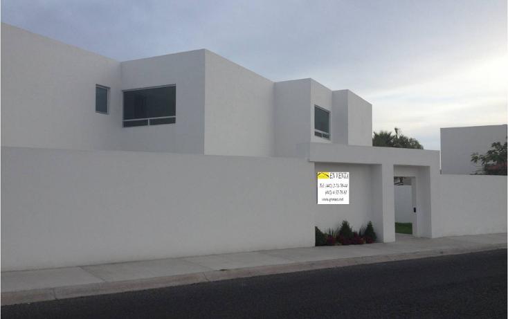 Foto de casa en venta en  , san francisco, querétaro, querétaro, 1502187 No. 01