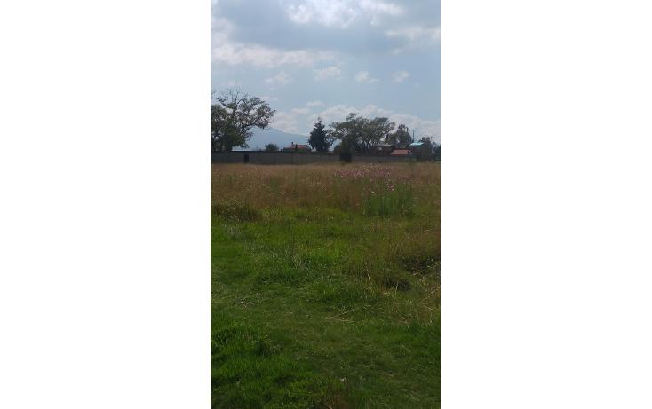 Foto de terreno habitacional en venta en  , san francisco, san mateo atenco, m?xico, 1291625 No. 02