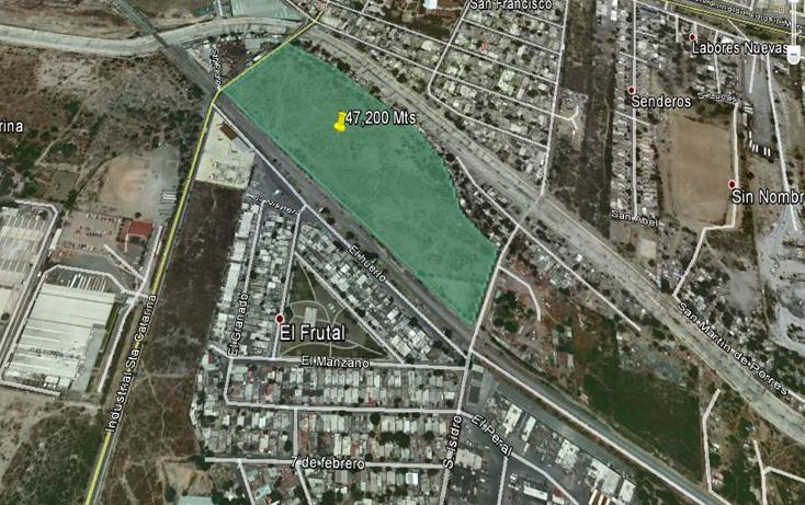 Foto de terreno comercial en venta en  , san francisco, santa catarina, nuevo le?n, 1302629 No. 04