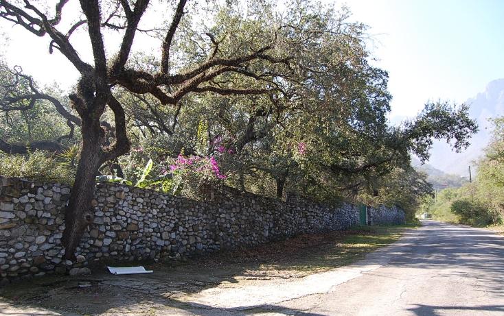 Foto de rancho en venta en  , san francisco, santiago, nuevo león, 1069015 No. 10