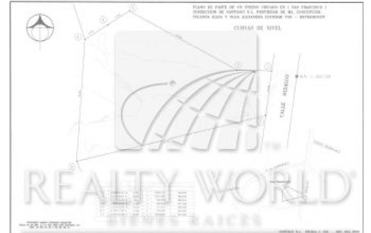 Foto de terreno habitacional en venta en, san francisco, santiago, nuevo león, 1217491 no 07