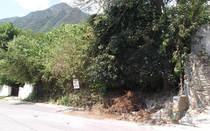 Foto de terreno habitacional en venta en  , san francisco, santiago, nuevo león, 1271855 No. 04