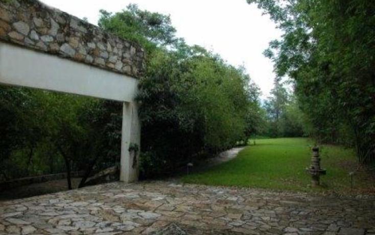 Foto de rancho en venta en  , san francisco, santiago, nuevo león, 1672994 No. 08