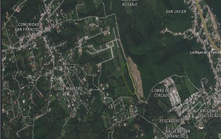 Foto de terreno comercial en venta en  , san francisco, santiago, nuevo león, 2035278 No. 02