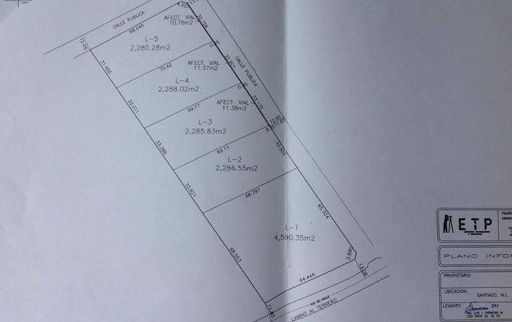Foto de terreno comercial en venta en  , san francisco, santiago, nuevo león, 2624171 No. 01