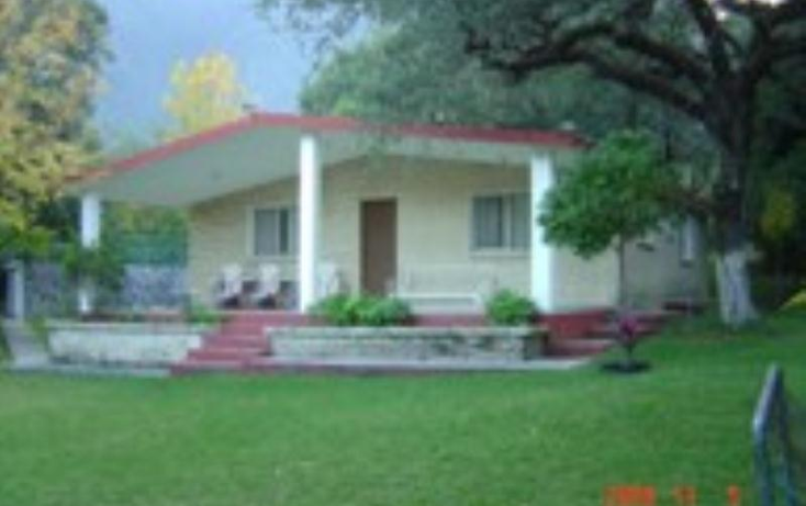 Foto de rancho en venta en  , san francisco, santiago, nuevo le?n, 390484 No. 01