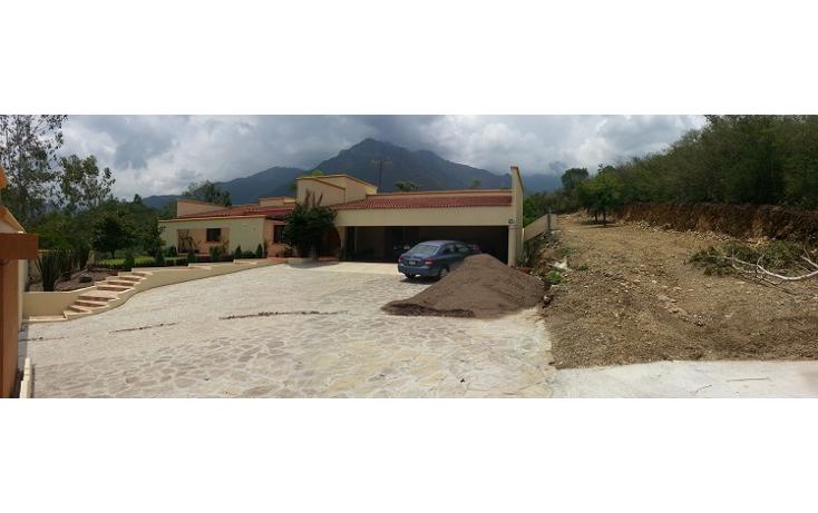 Foto de rancho en venta en  , san francisco, santiago, nuevo león, 946957 No. 03