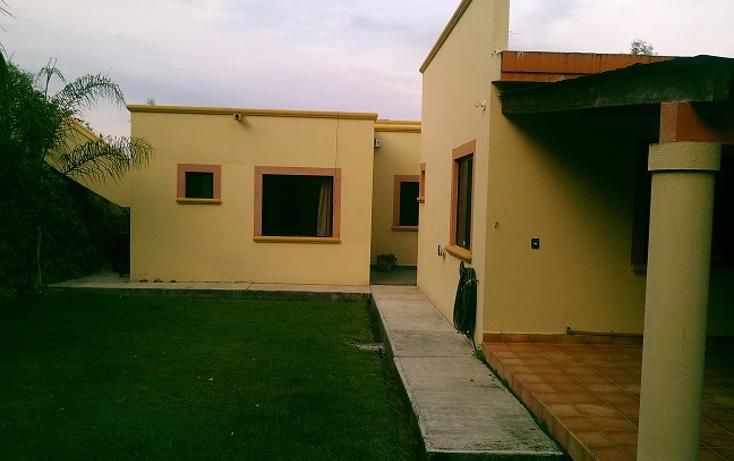 Foto de rancho en venta en  , san francisco, santiago, nuevo león, 946957 No. 13