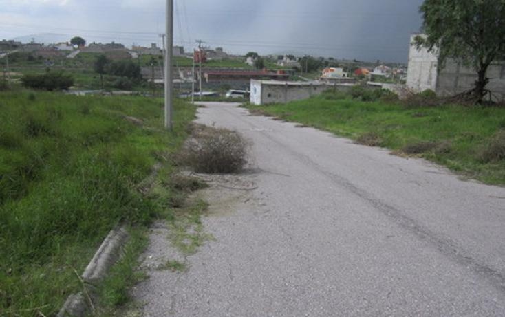 Foto de terreno habitacional en venta en  , san francisco tepojaco, cuautitlán izcalli, méxico, 1062475 No. 06