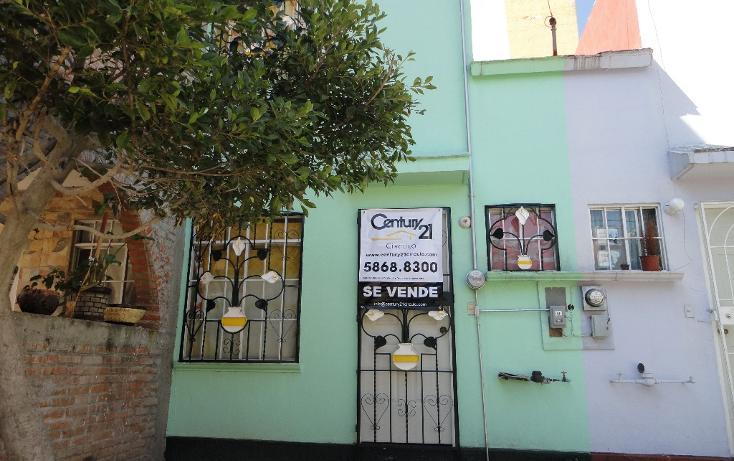 Foto de casa en venta en  , san francisco tepojaco, cuautitlán izcalli, méxico, 1708022 No. 01