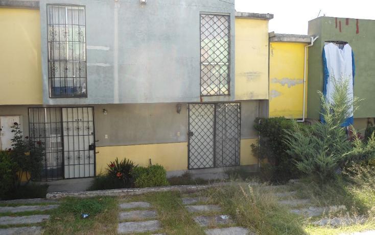 Foto de casa en venta en  , san francisco tepojaco, cuautitlán izcalli, méxico, 1708024 No. 01