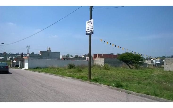 Foto de terreno habitacional en venta en  , san francisco tepojaco, cuautitlán izcalli, méxico, 937877 No. 04