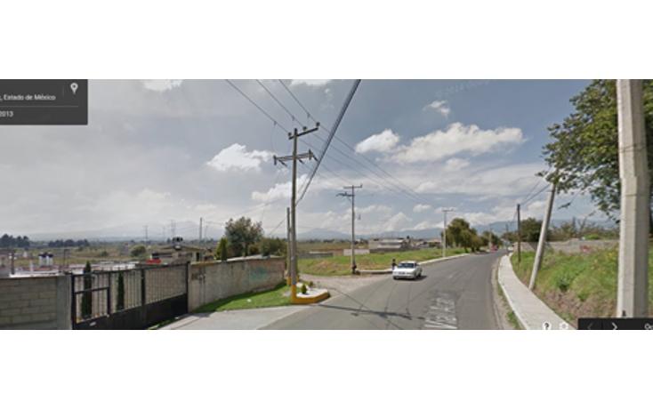 Foto de terreno habitacional en venta en  , san francisco tlalcilalcalpan, almoloya de juárez, méxico, 1677606 No. 09