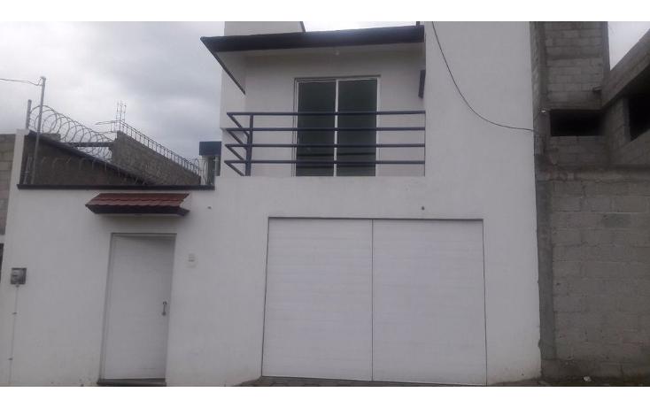 Foto de casa en renta en  , san francisco yancuitlalpan, huamantla, tlaxcala, 1144885 No. 01