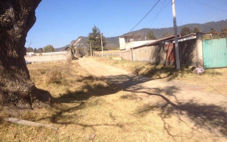 Foto de terreno habitacional en venta en  , san francisco zentlalpan, amecameca, méxico, 1818457 No. 02