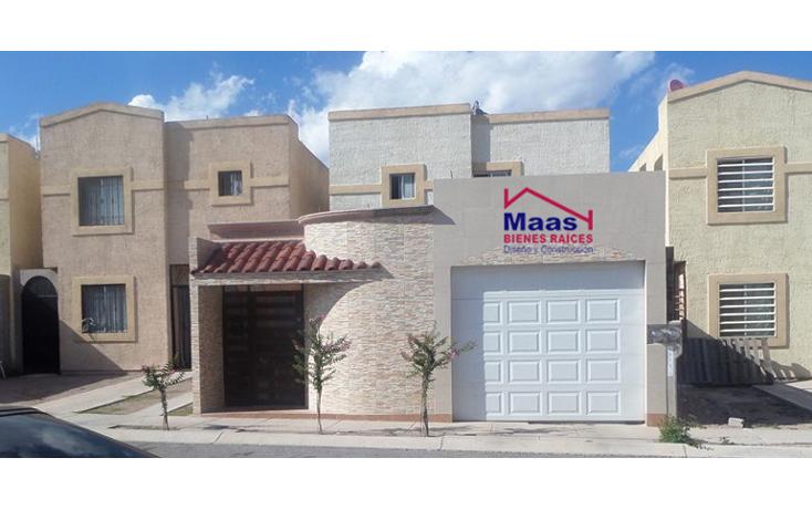 Foto de casa en venta en  , san gabriel i y ii, chihuahua, chihuahua, 1668672 No. 01