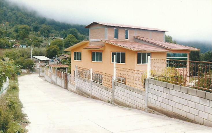 Foto de casa en venta en  , san gabriel ixtla, valle de bravo, méxico, 1264677 No. 01