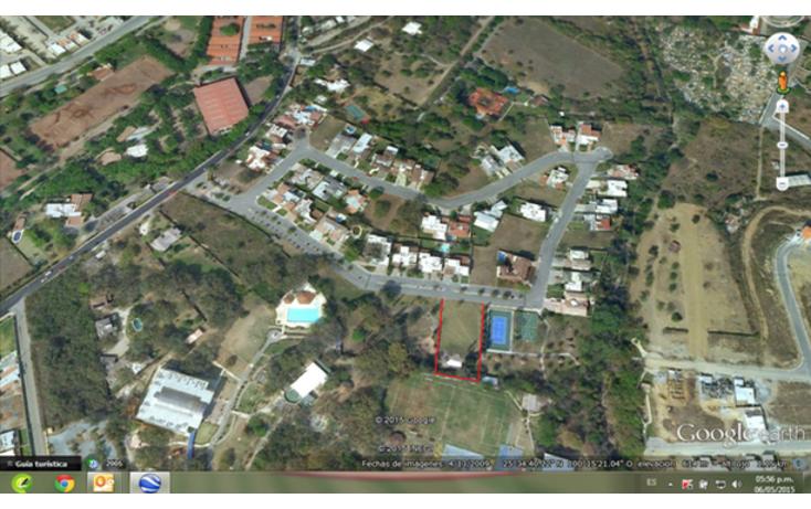 Foto de terreno habitacional en venta en  , san gabriel, monterrey, nuevo león, 1382065 No. 02