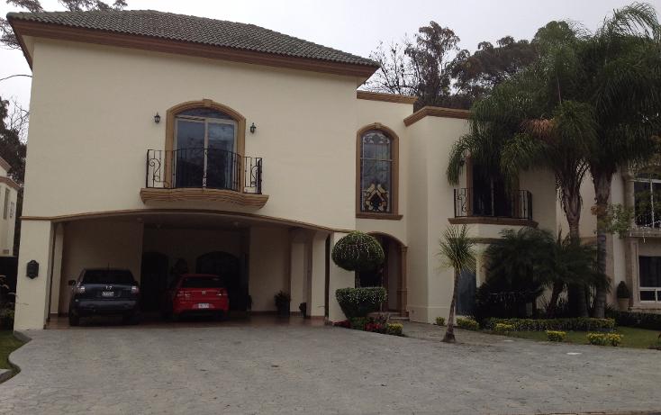 Foto de casa en venta en  , san gabriel, monterrey, nuevo león, 1600384 No. 01