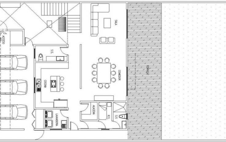 Foto de casa en venta en, san gabriel, monterrey, nuevo león, 1809508 no 03