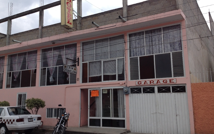 Foto de edificio en venta en  , san gaspar, ixtapan de la sal, m?xico, 1091287 No. 01