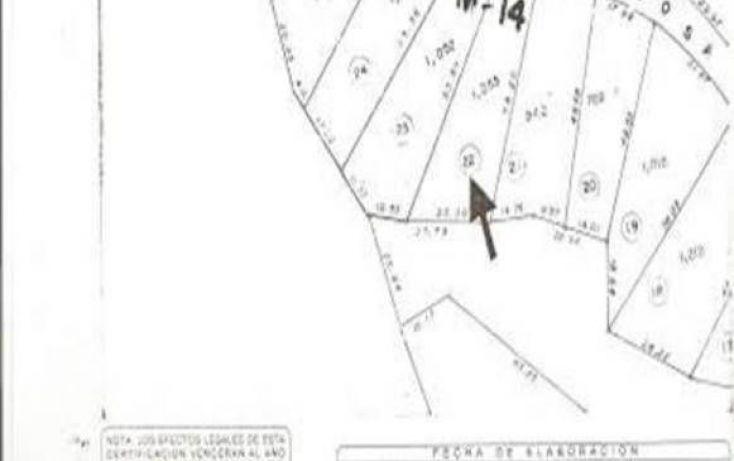 Foto de terreno habitacional en venta en, san gaspar, jiutepec, morelos, 1678568 no 02