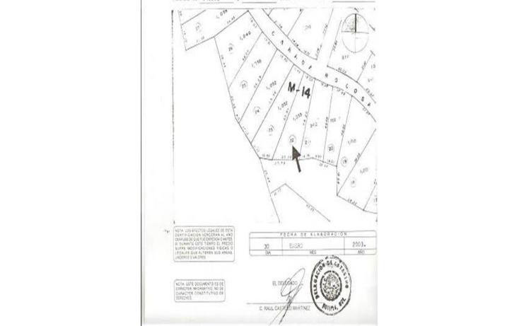 Foto de terreno habitacional en venta en  , san gaspar, jiutepec, morelos, 1678568 No. 02