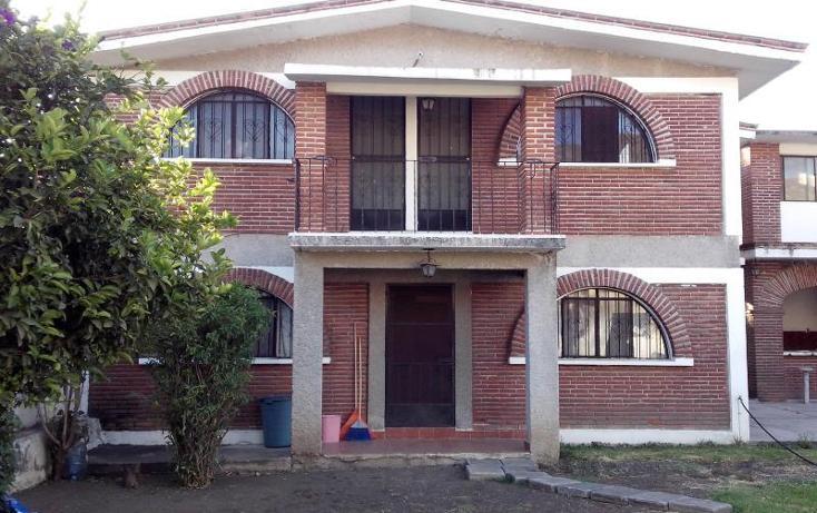 Foto de casa en venta en  , san gaspar, jiutepec, morelos, 426492 No. 02