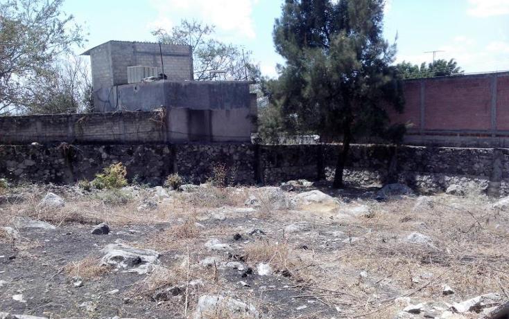 Foto de terreno habitacional en venta en  , san gaspar, jiutepec, morelos, 725331 No. 01