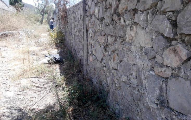 Foto de terreno habitacional en venta en, san gaspar, jiutepec, morelos, 725331 no 02