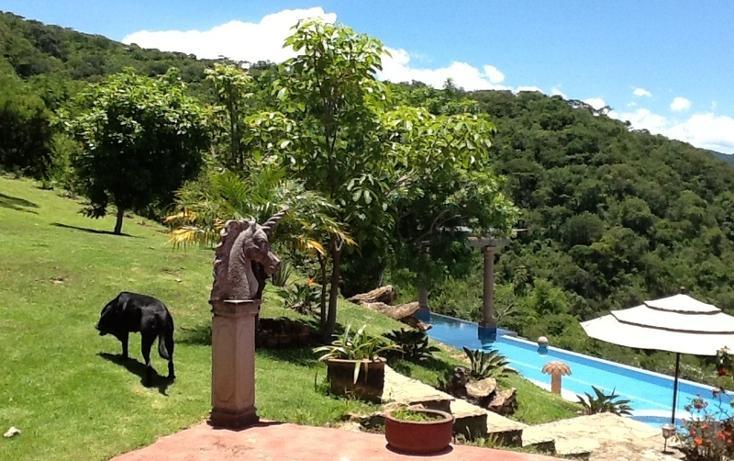 Foto de terreno habitacional en venta en san gaspar s/n san gaspar , san gaspar, valle de bravo, méxico, 829661 No. 06