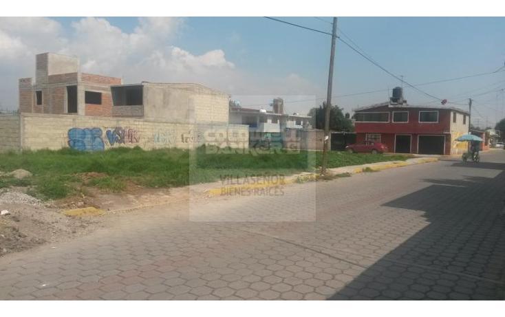 Foto de terreno habitacional en venta en  , san gaspar tlahuelilpan, metepec, méxico, 1337161 No. 01