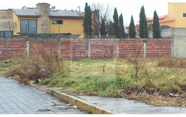 Foto de terreno habitacional en venta en  , san gaspar tlahuelilpan, metepec, méxico, 1337161 No. 10