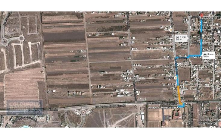 Foto de terreno habitacional en venta en  , san gaspar tlahuelilpan, metepec, méxico, 1337161 No. 11