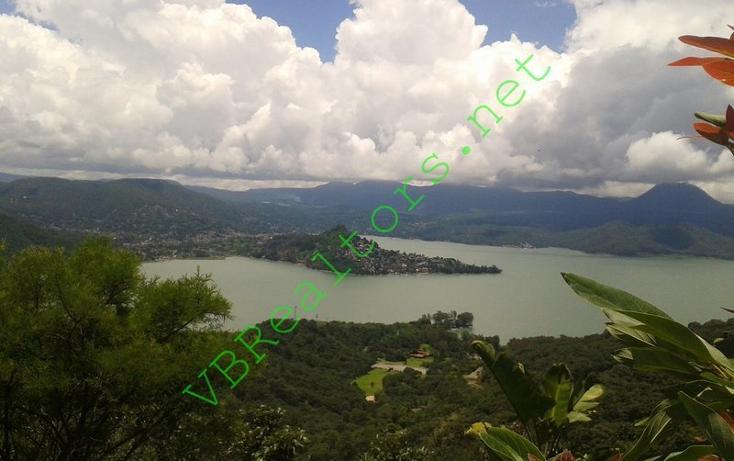 Foto de terreno habitacional en venta en  , san gaspar, valle de bravo, méxico, 1462781 No. 01