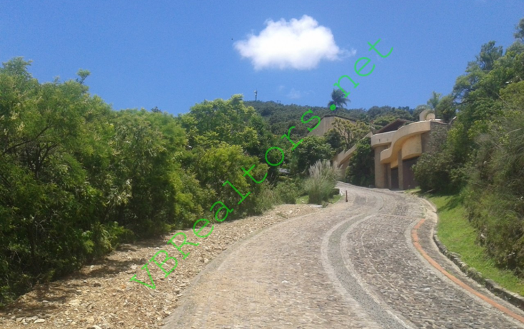 Foto de terreno habitacional en venta en  , san gaspar, valle de bravo, méxico, 1462781 No. 03
