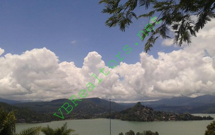 Foto de terreno habitacional en venta en  , san gaspar, valle de bravo, méxico, 1462785 No. 02