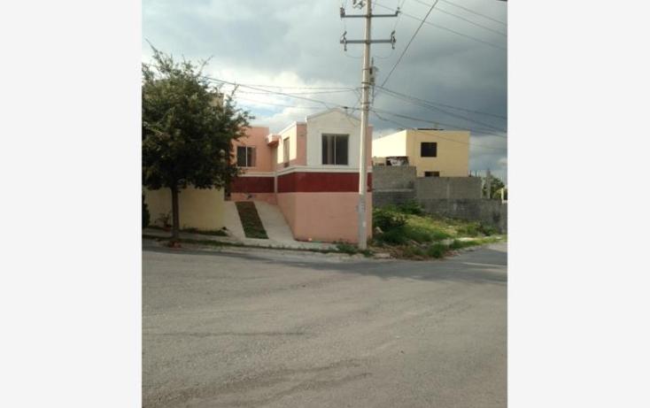 Foto de casa en venta en  , san genaro ii, general escobedo, nuevo león, 392248 No. 01