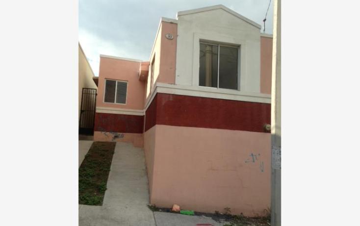 Foto de casa en venta en  , san genaro ii, general escobedo, nuevo león, 392248 No. 02