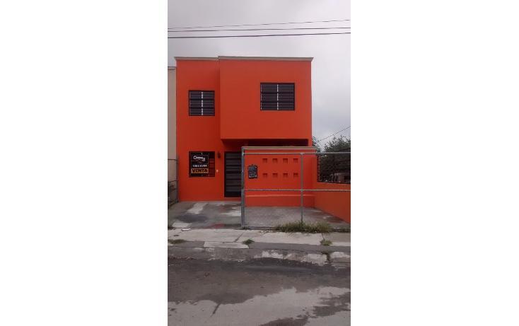 Foto de casa en venta en  , san isidro i, apodaca, nuevo león, 1950406 No. 01