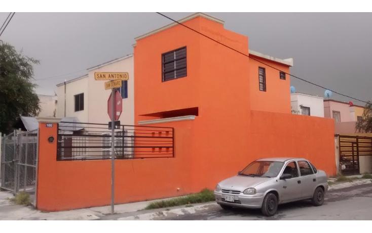 Foto de casa en venta en  , san isidro i, apodaca, nuevo león, 1950406 No. 02